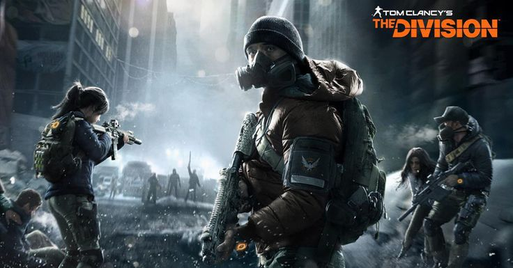 Naval security think tank releases a new gaming podcast discussing The Division--some interesting insight
