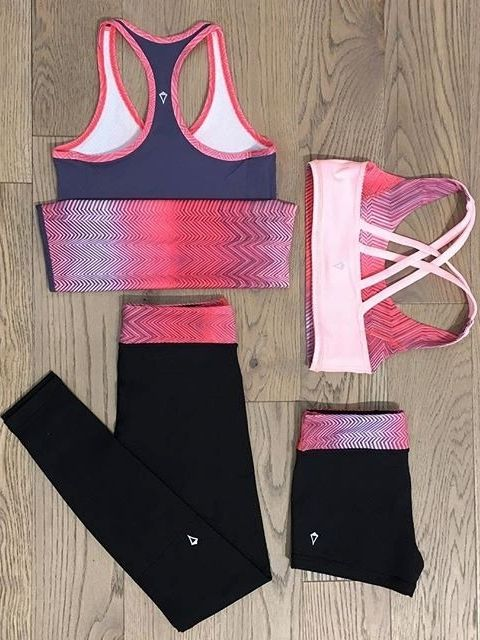 Classic and core faves for all your athletic endeavors.   ivivva