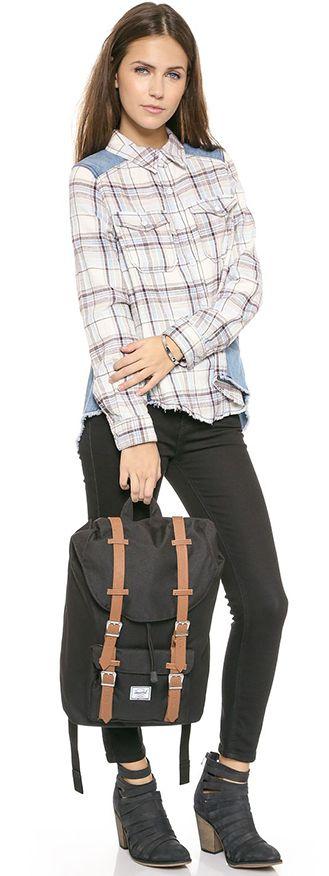 Get Herschel Little America Backpack In The Best Price