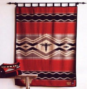 How To Hang Wall Hangings And Blankets On Pinterest