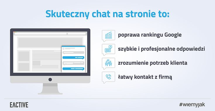Chat online na firmowej stronie? Zobacz nasz wpis jak skutecznie wykorzystać to narzędzie!