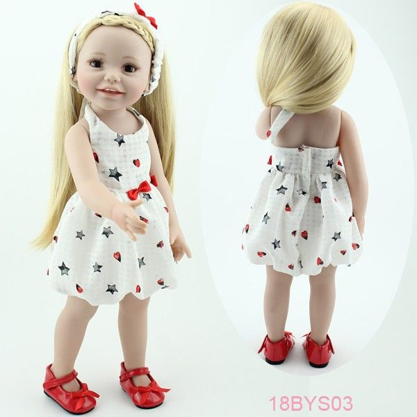 # Cheap Price New design 2015 Cute Super Simulation Lifelike american 18 inch Baby Doll princess Girl toy gift for children smiling girl [WJ0uwUxW] Black Friday New design 2015 Cute Super Simulation Lifelike american 18 inch Baby Doll princess Girl toy gift for children smiling girl [vOUt0GD] Cyber Monday [pDrWf4]