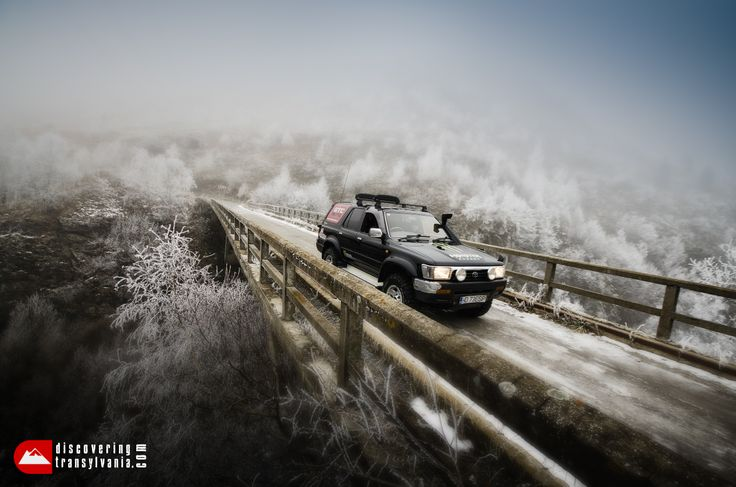 winter 4x4 expedition