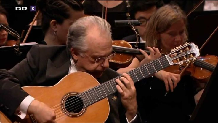 © Concerto de Aranjuez (1939) - Joaquín Rodrigo - DRSO - Pepe Romero - R...  Some of the sexiest classical music ever written.  Oh that second movement.