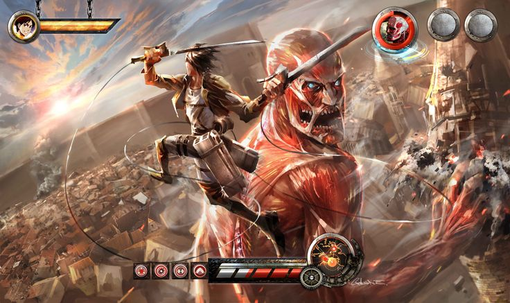 shingeki no kyojin Attack on Titan 3DS game presumably coming to the US