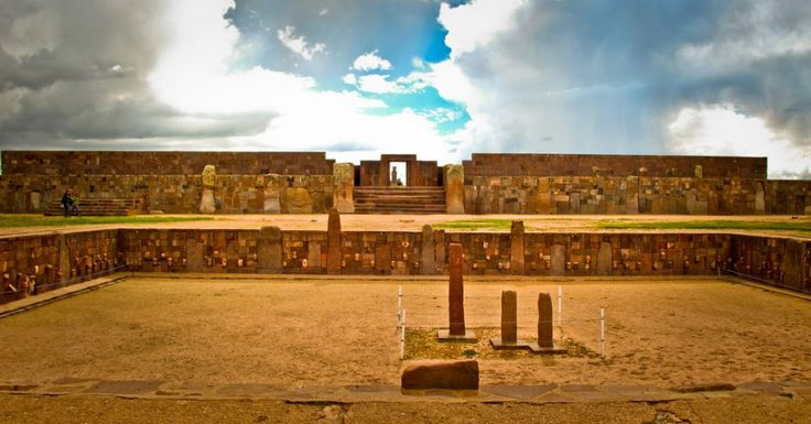 30 of the World's Most Impressive Ancient Ruins : Tiwanaku (Tiwanaku Muncipality, Bolivia) Scholars consider Tiwanaku (also known as Tihuanaco) to be one of the most important pre-Incan civilizations in this region. The empire of which Tiwanaku was the capital flourished from 300 to 1000 AD.