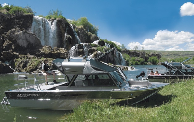 71 best images about fishing boats on pinterest for Fishing jet boat