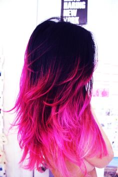 Hair Dye Styles 97 Best Hair Images On Pinterest  Colourful Hair Hair Colour And .