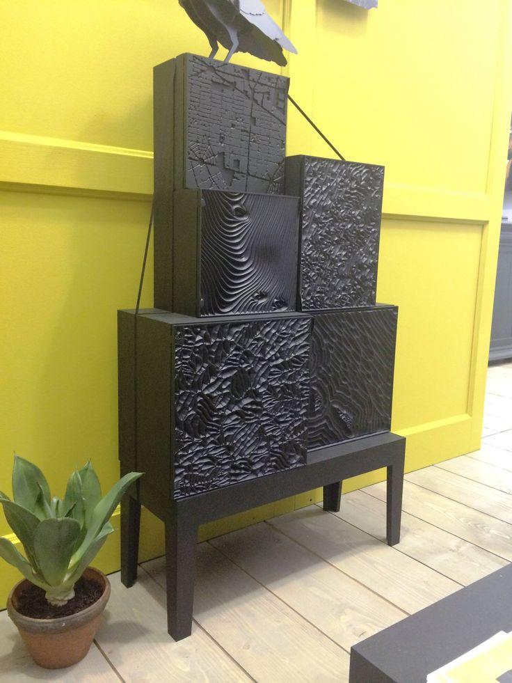 L'AEROPOSTALE - Furniture piece version  #RADform #newcollection #ibride #modernfurniture #interiordesign #MO14 #parisdesignweek