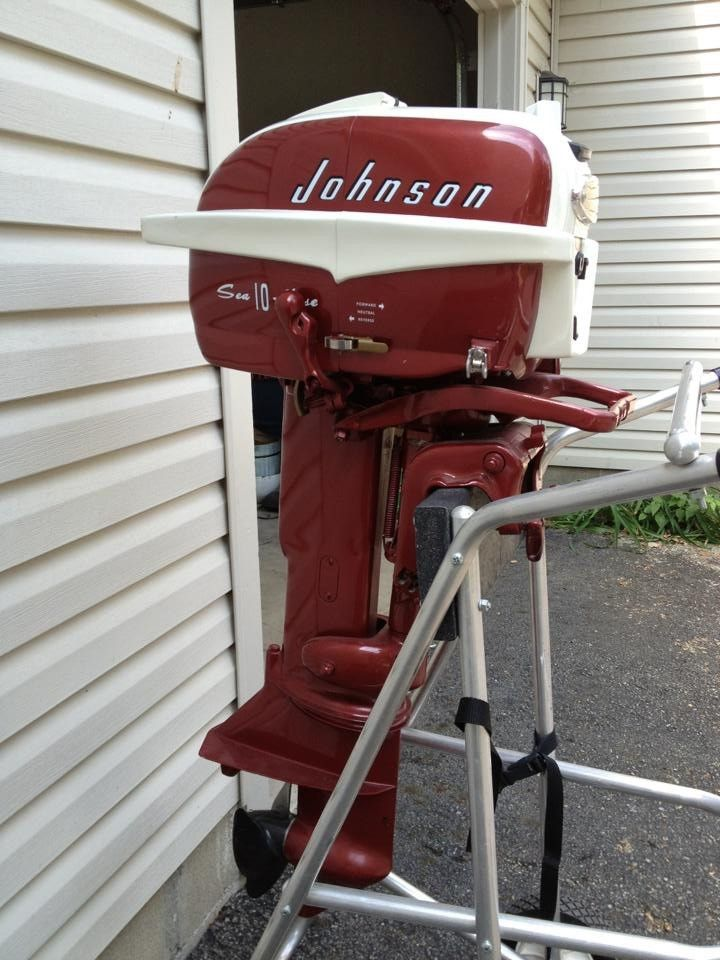 135 Best Images About Vintage Outboards On Pinterest