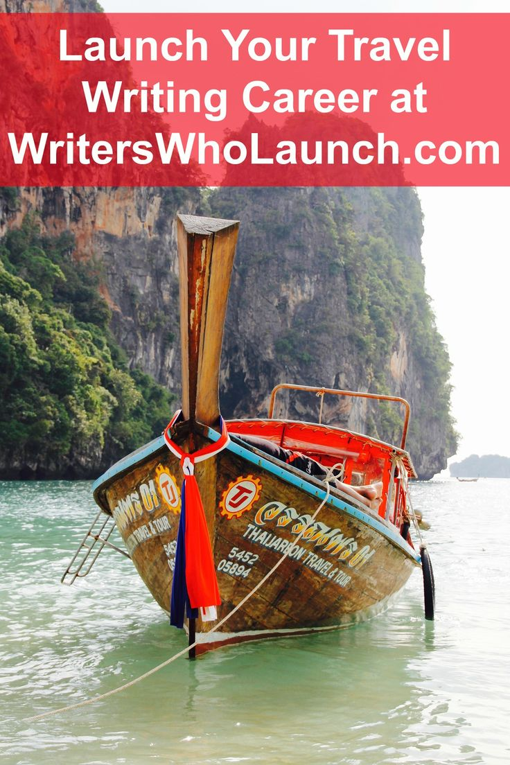Launch Your Travel Writing Career and Earn Money While Traveling. Take the FREE…
