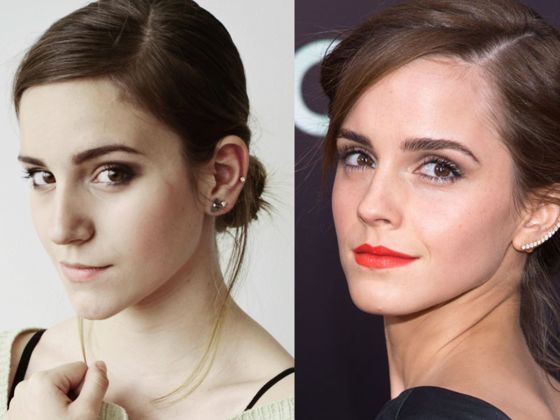 Best Celebrity Look Alikes Images On Pinterest Twins - 24 celebrities and their incredible look alikes from past