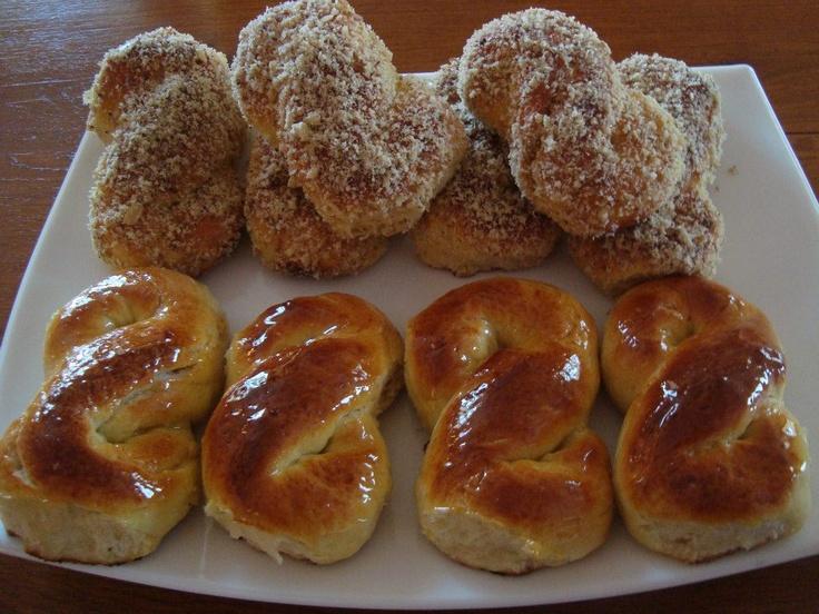 """Romanian cake, called """" mucenici """" :)  Reteta/ recipe: in pm message"""
