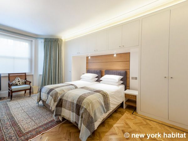 The perfect solution for that family that can never decide who sleeps where. http://www.nyhabitat.com/london-apartment/vacation/1423 #London #vacation #rental