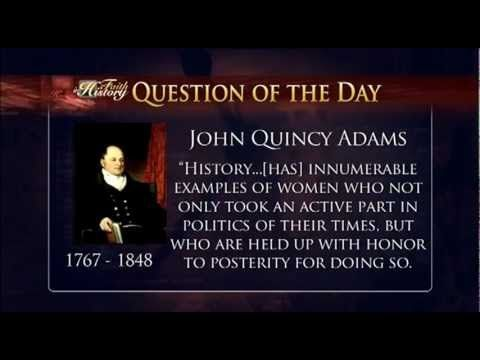Faith in History -- Question of the Day