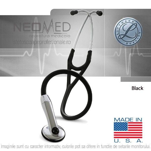 Electronic 3000 - Stetoscop 3M Littmann, 69 cm  http://stetoscoapeprofesionale.ro/littmann/14-littmann-3000.html