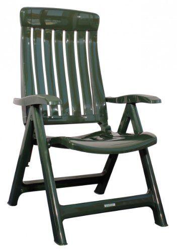 garten klappstuhl steiner marina verstellbar kunststoff gr n steiner klappst hle ausverkauf. Black Bedroom Furniture Sets. Home Design Ideas