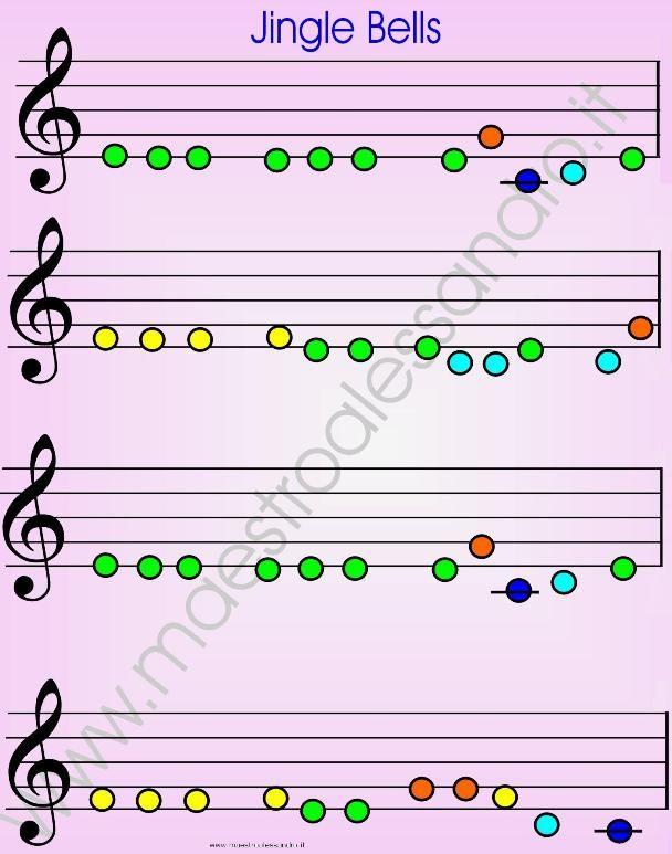 Materiali didattici per la musica nella scuola primaria da Maestro Alessandro