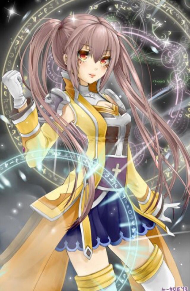 Www Girl Cartoon Wallpaper Com Aura Kingdom Pg Aura Kingdom Anime Anime Art Manga Girl