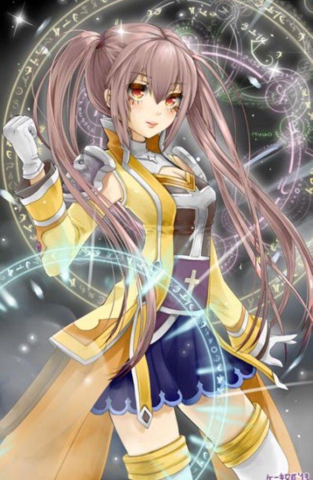 Aura kingdom Pg | aura kingdom | Anime, Anime art, Manga girl