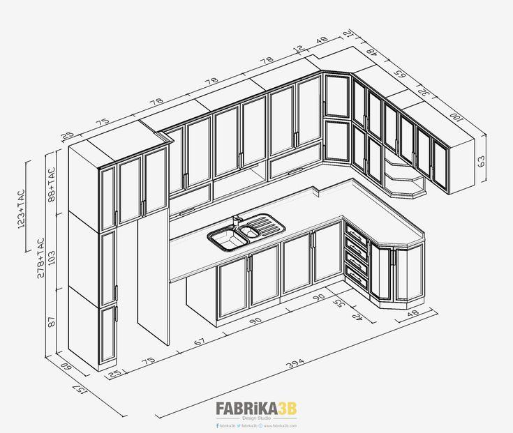 Mutfak_Teknik-Çizim