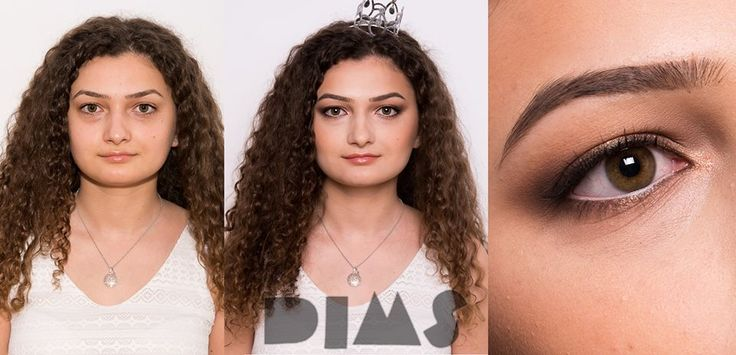 Bridal make-up  Look created by DIMS student at the Advanced Course.  www.dimakeupstudio.ro https://www.facebook.com/dimakeupstudio/ @Diana Ionescu Make-up Sudio, Bucharest based Make-up School