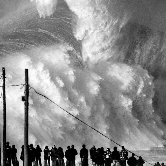 "#Nazaré #Portugal #epic #ocean #instamood @xxlbigwaveawards Photo: @baleixophoto"" #ilikethiscm"