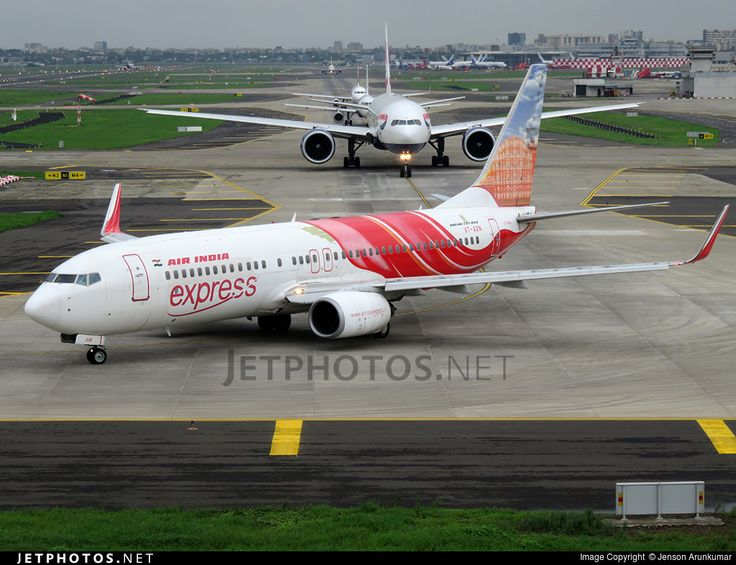 Photo of VT-AXN Boeing 737-8HJ by Jenson Arunkumar