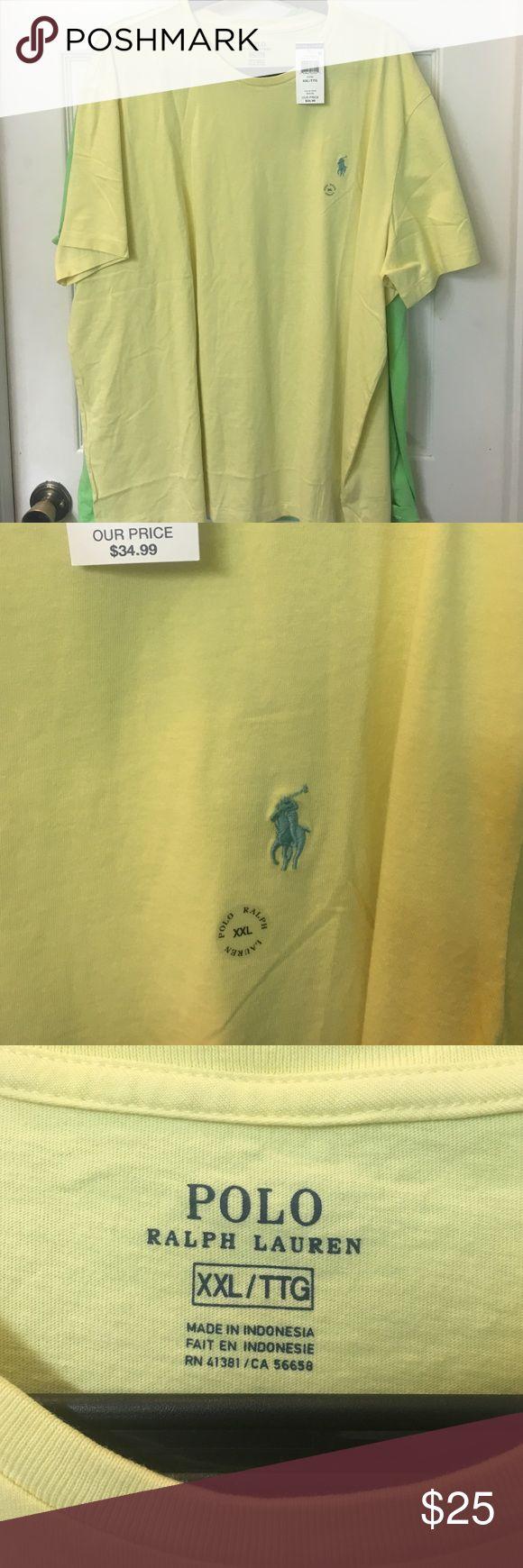 2 for 1 Polo tee shirt bundle Brand new polo tee shirt Polo by Ralph Lauren Shirts Tees - Short Sleeve