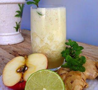 Aguas da Vida News: Suco antiobesidade: acelera o metabolismo e estimula queima de gordura
