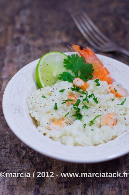 Une recette de risotto lait de coco crevettes à tester de toute urgence, parfaite pour les repas de fêtes.