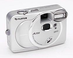 Digital Cameras - Fuji FinePix A200 Digital Camera Review, Information, Specifications
