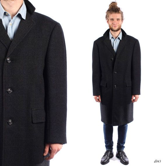 Best 20  Mens wool coats ideas on Pinterest | Winter trench coat ...