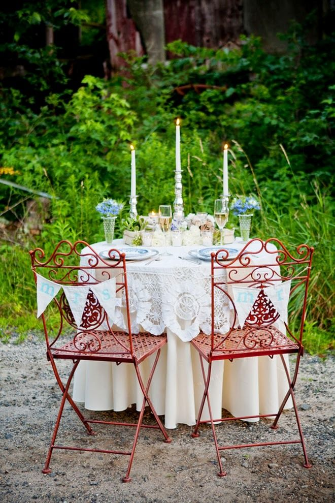 Sophisticated Summer Wedding Decorations