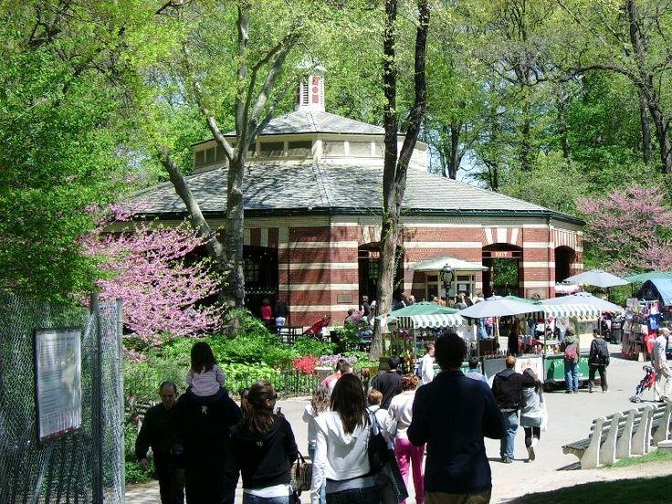 Visiter Central Park à New York: quels sont les lieux incontournables à voir et les activités à faire à Central Park ? Zoo, patinoire, barque...