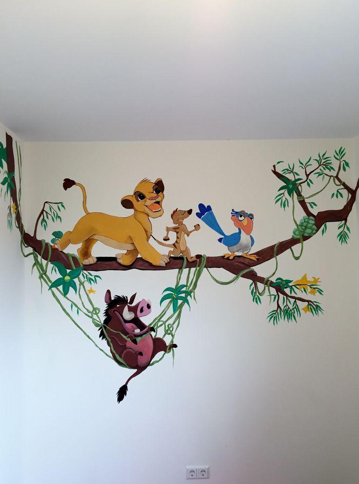Wandbild für Babyzimmer – Babyzimmer Deko & Ideen & DIY