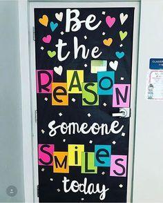 kindness classroom door
