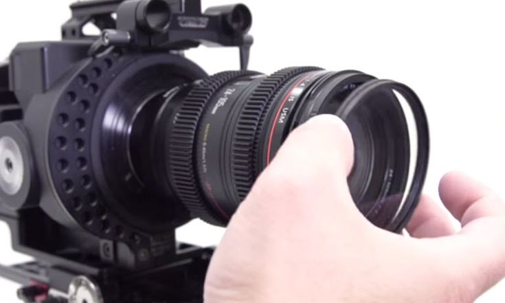 Xume quick release lens filter adapter pain d epices and