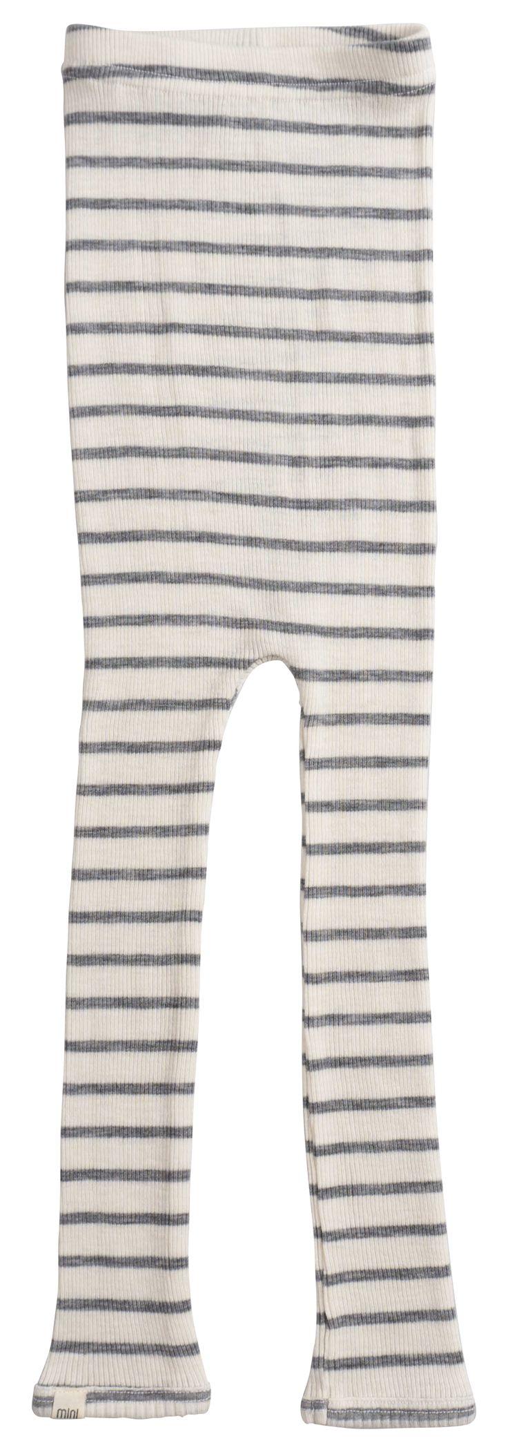 Lækre leggings i 100% uld fra Minimalisma