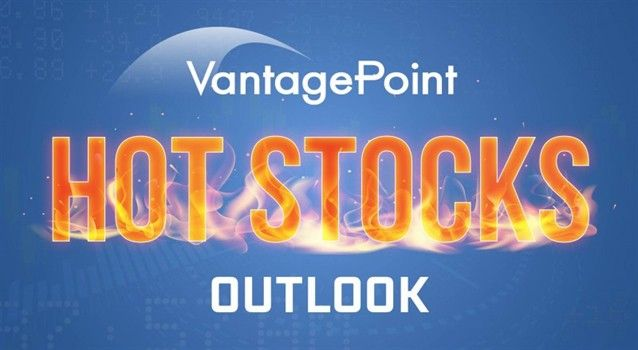 Hot Stocks Outlook from VantagePoint Trading Software analyzes trending stocks for June 24th, 2016. My Trading Buddy Markets Analysis Magazine