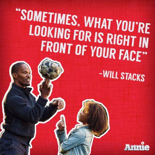 #Annie (2014) Movie Quote #film