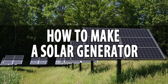 To many people, the idea of solar power being produced from a generator is futuristic. We know the technology exists and we may even know a few individuals and families that live completely off the grid using self-produced solar power. Solar generators seem more of a thing of the future because many of us perceive …