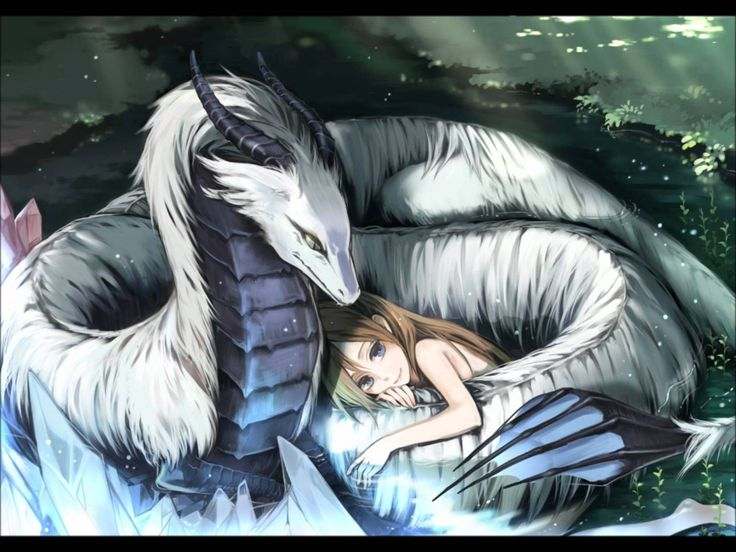 Wallpaper Of Beautiful Chinese Girl Nightcore The Dragonborn Comes Video Games Anime Art