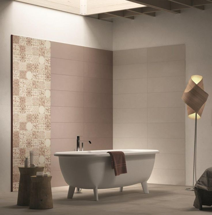 28 best SDB images on Pinterest Bathroom, Bathrooms and Bathroom ideas - carrelage marron salle de bain