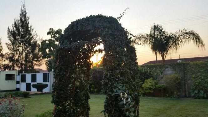 Sunset, Lusaka Zambia