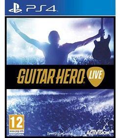 Guitar Hero Live PS4 - Seven Spots