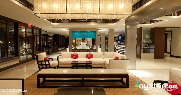 Lobby at the Koa Kea Resort Hotel at Poipu Beach