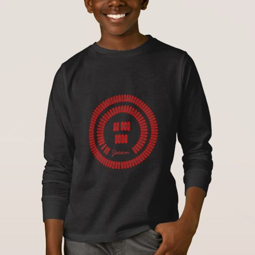 pi Digits 3.14159 Mathematics Love Pi Day 2017 #blackandred #piday #addyourname #piday2017 #shirt