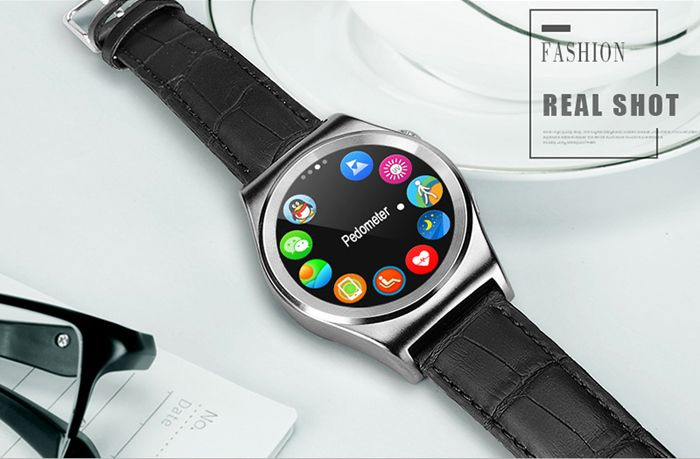 Smart Watch X10 Full Circle Bluetooth Android Heart Rate ...