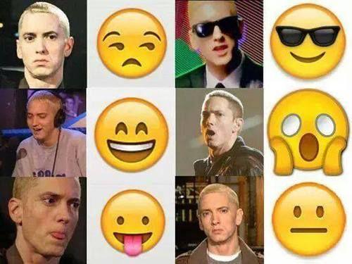 The Emoji creator is also a Stan!